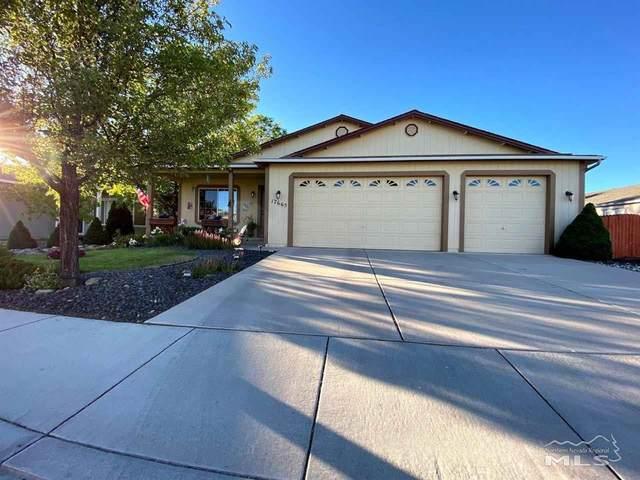 17665 Alexandria Court, Reno, NV 89506 (MLS #210008584) :: Theresa Nelson Real Estate