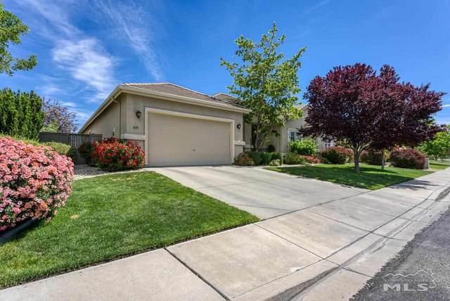 1635 Gulch, Reno, NV 89521 (MLS #210008585) :: Morales Hall Group