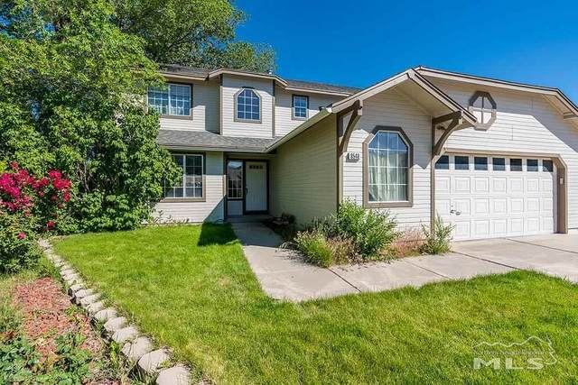 8548 Turtle Creek Ct, Reno, NV 89506 (MLS #210008587) :: Morales Hall Group