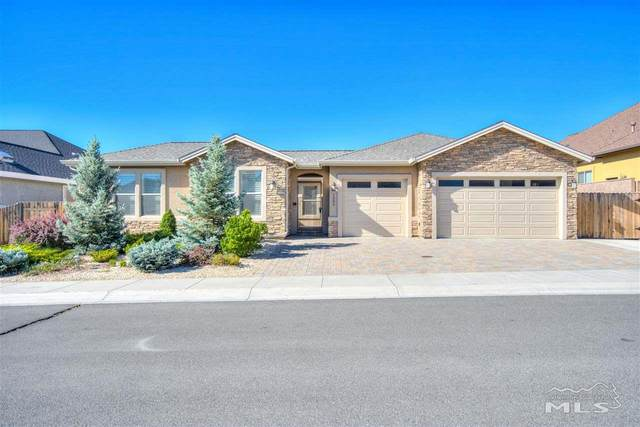 1505 Turner Ct, Carson City, NV 89703 (MLS #210008589) :: Theresa Nelson Real Estate