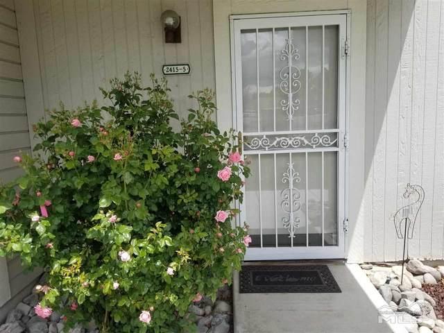2415 Sycamore Glen #5 #5, Sparks, NV 89434 (MLS #210008596) :: NVGemme Real Estate