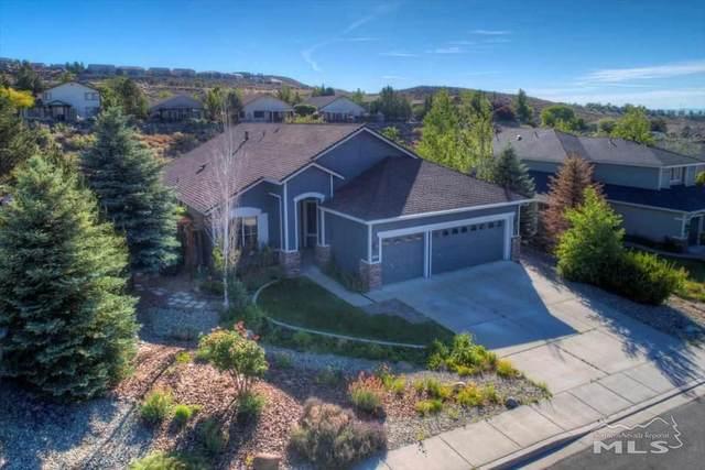 2932 Moose Ridge, Reno, NV 89523 (MLS #210008611) :: The Mike Wood Team