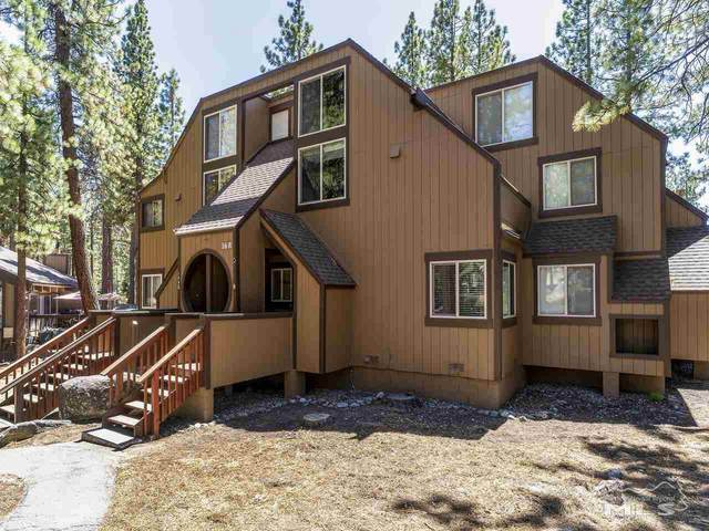 168 Holly Ln B, Zephyr Cove, NV 89448 (MLS #210008623) :: The Mike Wood Team