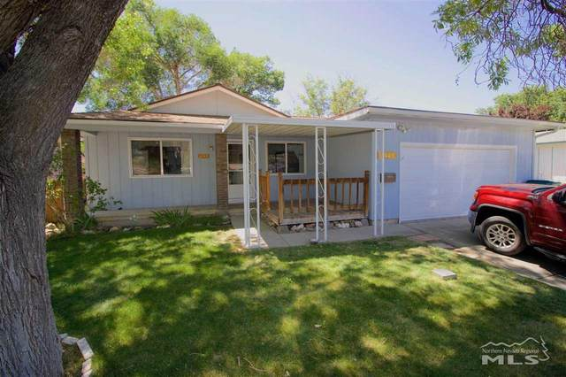 3445 Nowlin Lane, Sparks, NV 89431 (MLS #210008624) :: Vaulet Group Real Estate