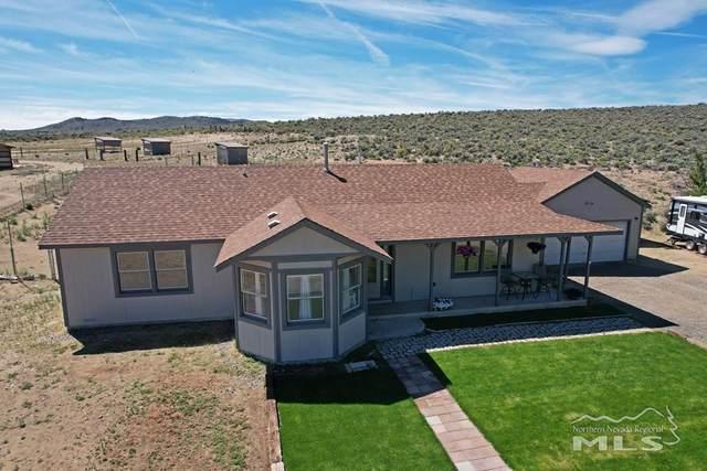 2855 Antelope Valley Rd, Reno, NV 89506 (MLS #210008637) :: Chase International Real Estate