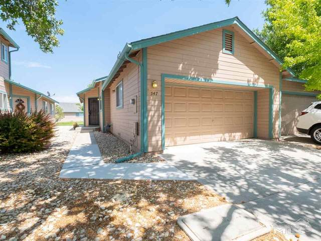 547 Teague Way, Carson City, NV 89701 (MLS #210008641) :: Vaulet Group Real Estate