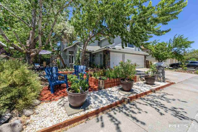6889 Enchanted Valley Drive, Reno, NV 89523 (MLS #210008651) :: The Mike Wood Team