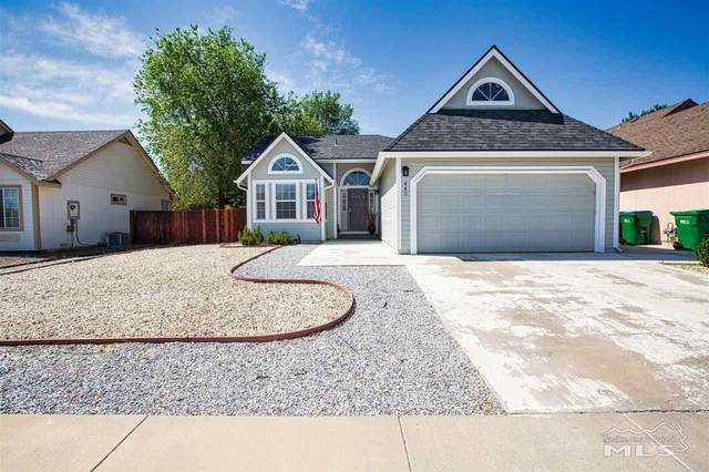 445 Springview Dr., Carson City, NV 89701 (MLS #210008657) :: The Mike Wood Team