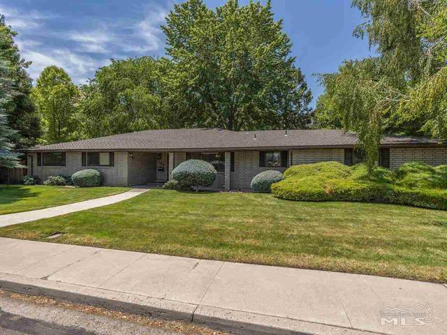 130 N Ormsby Blvd, Carson City, NV 89703 (MLS #210008660) :: Chase International Real Estate