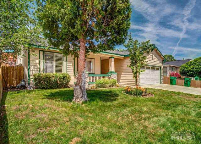 2672 Table Rock Dr., Carson City, NV 89706 (MLS #210008662) :: The Mike Wood Team