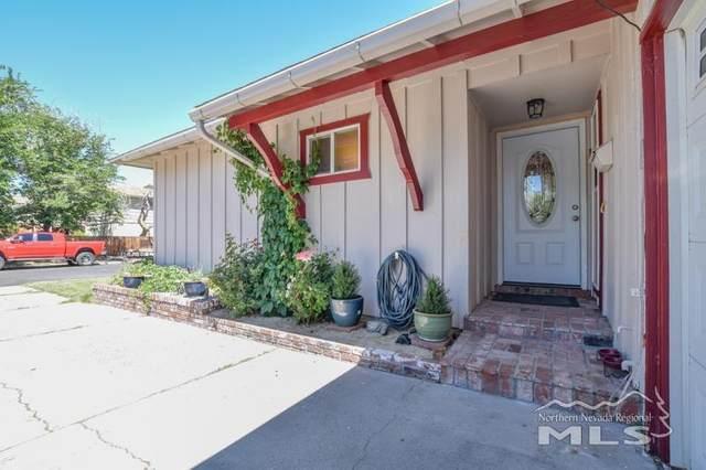 1450 Kirkham Way, Reno, NV 89503 (MLS #210008663) :: The Mike Wood Team