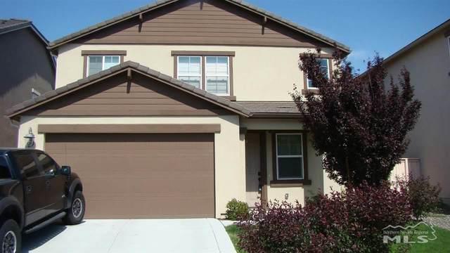 9750 Pachuca Dr., Reno, NV 89521 (MLS #210008664) :: Vaulet Group Real Estate