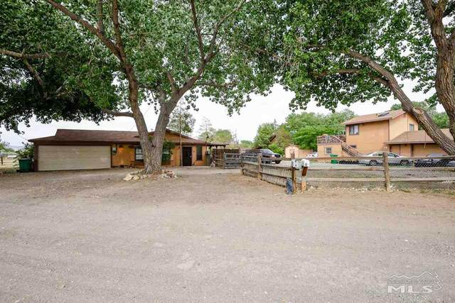4 Harbor Rd, Dayton, NV 89403 (MLS #210008666) :: Theresa Nelson Real Estate