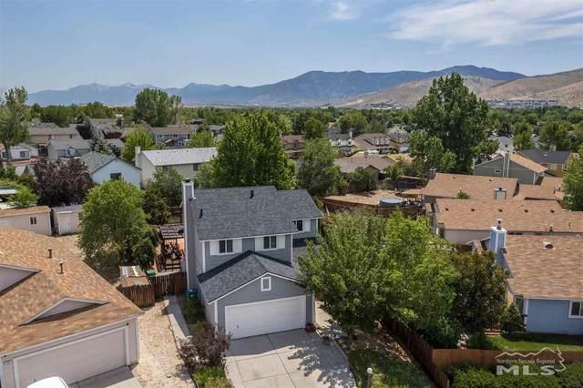 1873 Maple Creek Ln, Carson City, NV 89701 (MLS #210008668) :: The Mike Wood Team