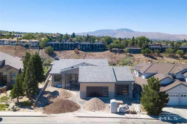 2625 Manzanita Lane, Reno, NV 89509 (MLS #210008670) :: The Mike Wood Team