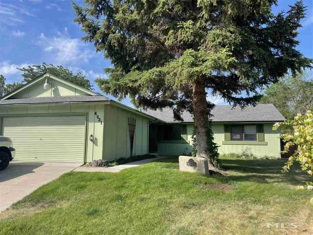 4021 Montez, Carson City, NV 89701 (MLS #210008675) :: Vaulet Group Real Estate