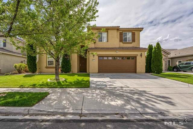 6771 Magical Dr., Sparks, NV 89436 (MLS #210008676) :: The Mike Wood Team