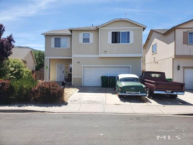 8681 Malibu Dr, Reno, NV 89506 (MLS #210008684) :: Chase International Real Estate