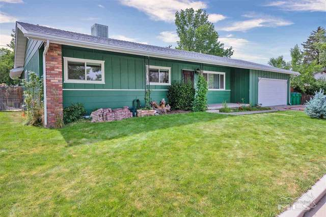 1978 Beverly Dr, Carson City, NV 89706 (MLS #210008690) :: The Mike Wood Team