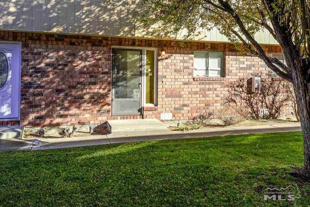1328 Green Dr, Carson City, NV 89701 (MLS #210008694) :: Vaulet Group Real Estate