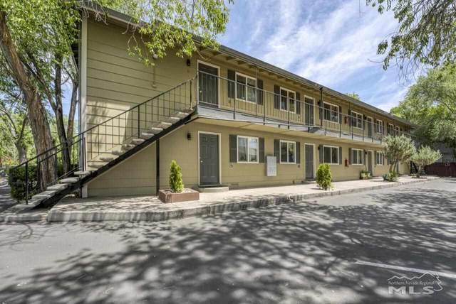 1668 Locust St 1-8, Reno, NV 89502 (MLS #210008696) :: Vaulet Group Real Estate