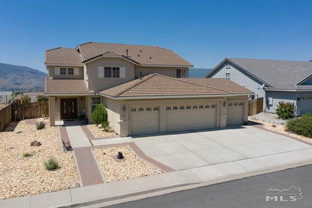 2861 Sunline Drive, Reno, NV 89523 (MLS #210008699) :: The Mike Wood Team