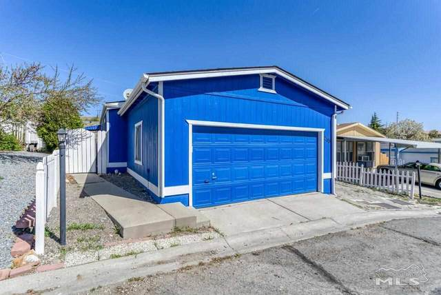 2155 Barberry Way, Reno, NV 89512 (MLS #210008704) :: The Mike Wood Team