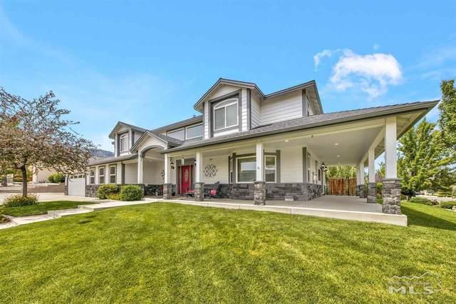 2020 Emily Ct, Carson City, NV 89703 (MLS #210008705) :: Vaulet Group Real Estate