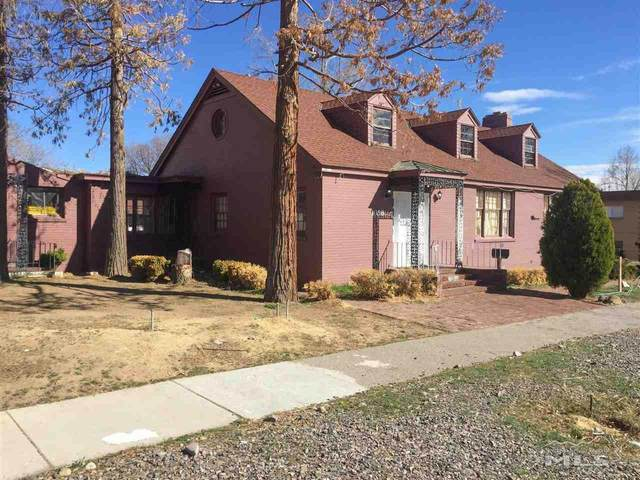 1058 Bell St, Reno, NV 89503 (MLS #210008707) :: The Mike Wood Team