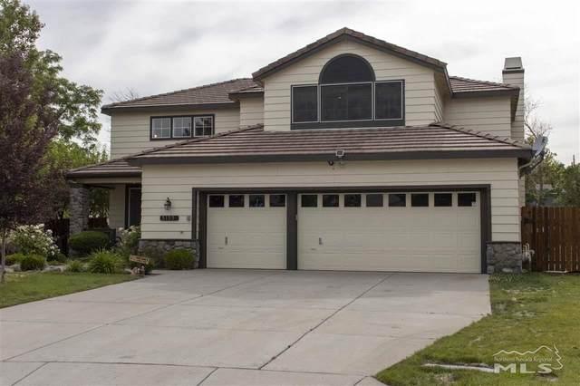 3155 Eaglewood Dr, Reno, NV 89502 (MLS #210008710) :: Vaulet Group Real Estate