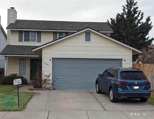 1293 Highgate, Sparks, NV 89434 (MLS #210008712) :: Vaulet Group Real Estate