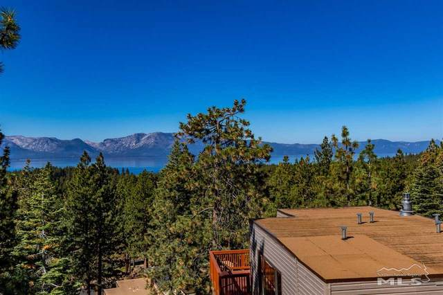 155 Holly Lane, Zephyr Cove, NV 89448 (MLS #210008717) :: The Mike Wood Team