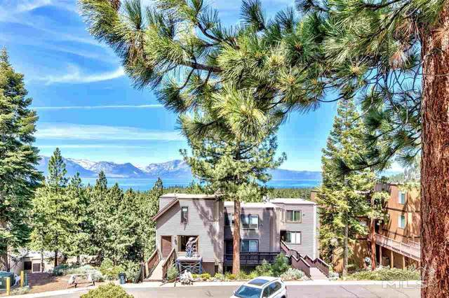 127 Holly Lane A, Zephyr Cove, NV 89448 (MLS #210008718) :: The Mike Wood Team