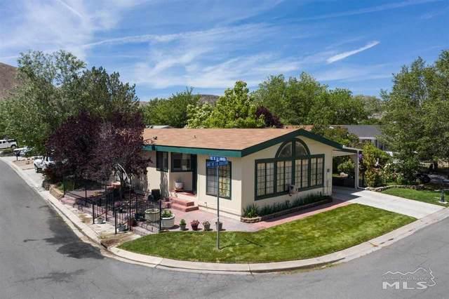 309 Ave De La Couleurs, Sparks, NV 89434 (MLS #210008720) :: Vaulet Group Real Estate