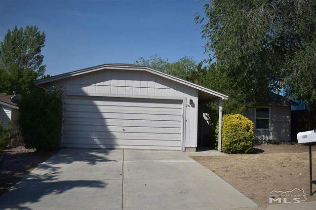2010 Bonneville Ave., Reno, NV 89503 (MLS #210008722) :: The Mike Wood Team