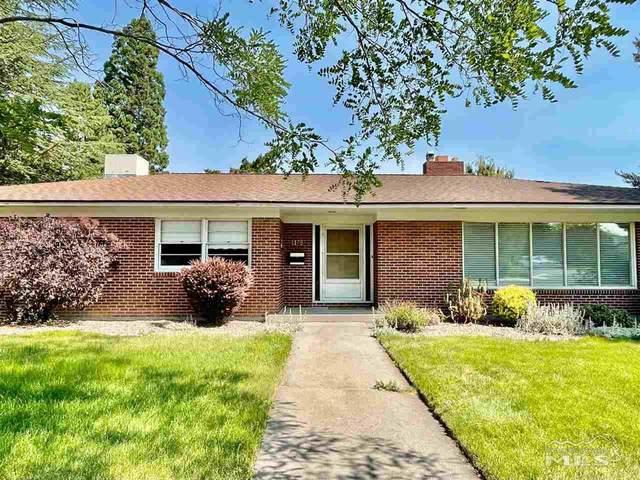 1175 Brown, Reno, NV 89509 (MLS #210008727) :: Vaulet Group Real Estate