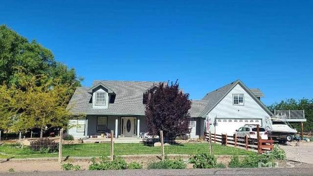 756 Roan Circle, Gardnerville, NV 89401 (MLS #210008738) :: Vaulet Group Real Estate