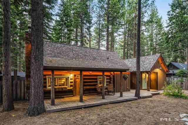 961 Star Lake, South Lake Tahoe, CA 96150 (MLS #210008740) :: Vaulet Group Real Estate