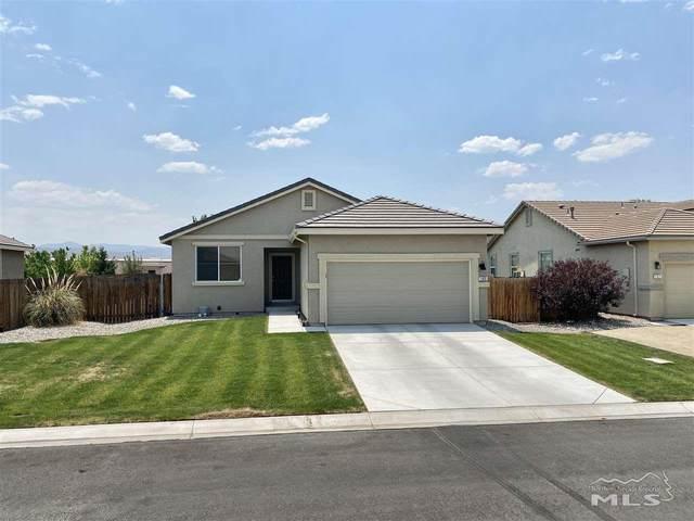 103 Moore Court, Dayton, NV 89403 (MLS #210008742) :: Vaulet Group Real Estate
