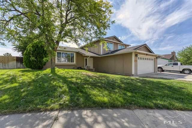 3370 Wilma Court, Sparks, NV 89431 (MLS #210008743) :: Vaulet Group Real Estate