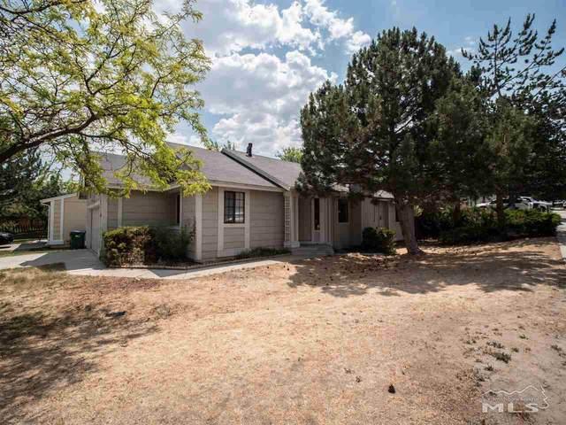 1015 Backer, Reno, NV 89523 (MLS #210008744) :: Vaulet Group Real Estate