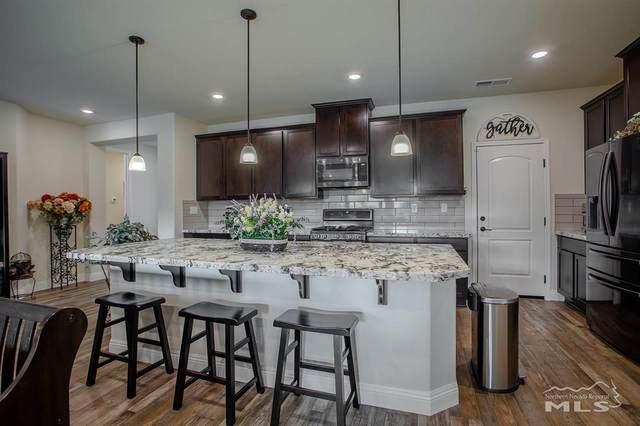 2151 Kingston Canyon Drive, Sparks, NV 89441 (MLS #210008745) :: Vaulet Group Real Estate