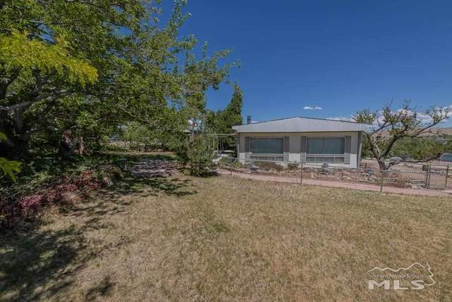 295 W 2nd Ave, Sun Valley, NV 89433 (MLS #210008746) :: Vaulet Group Real Estate