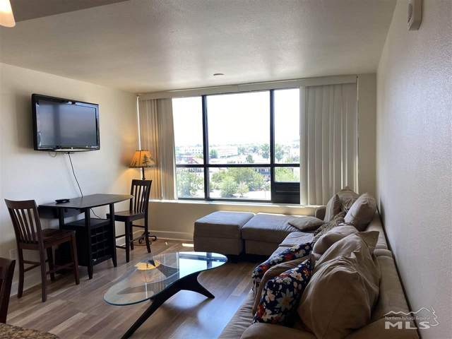 450 N Arlington Ave #716, Reno, NV 89503 (MLS #210008748) :: Vaulet Group Real Estate