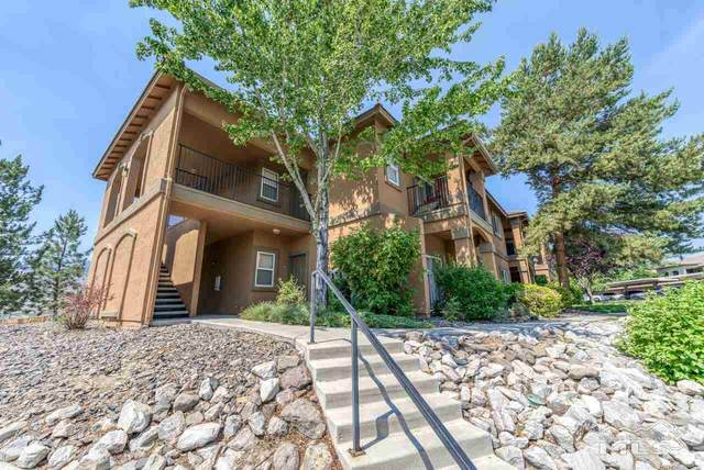 6850 Sharlands R1099, Reno, NV 89523 (MLS #210008765) :: The Mike Wood Team