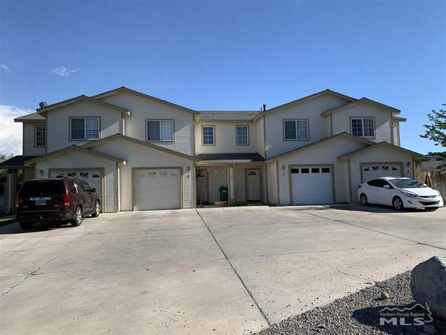 422 Valley Cir, Dayton, NV 89403 (MLS #210008770) :: The Mike Wood Team