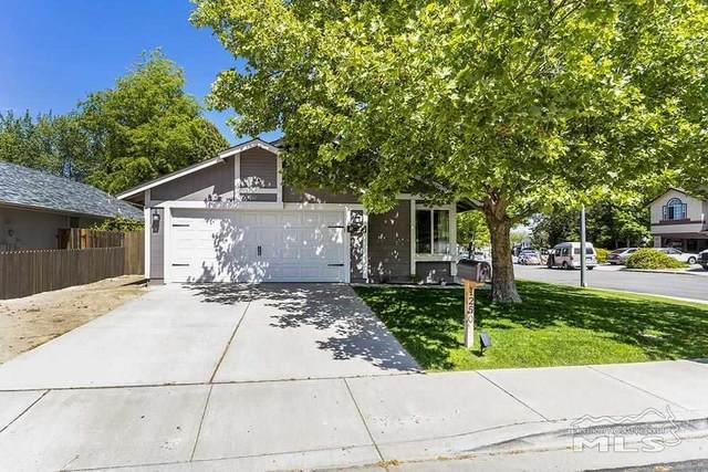 1250 Valley Creek Rd, Reno, NV 89523 (MLS #210008775) :: The Mike Wood Team