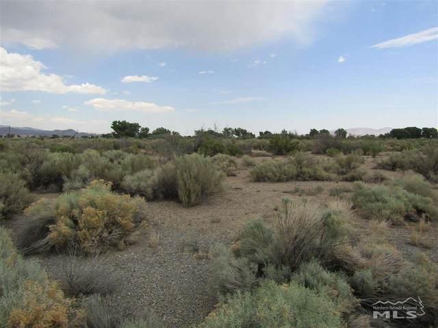 6 Calico Hills Ln, Yerington, NV 89447 (MLS #210008777) :: NVGemme Real Estate