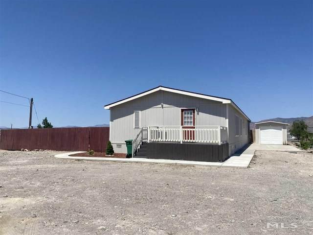 7640 Santa Fe, Stagecoach, NV 89429 (MLS #210008780) :: Vaulet Group Real Estate