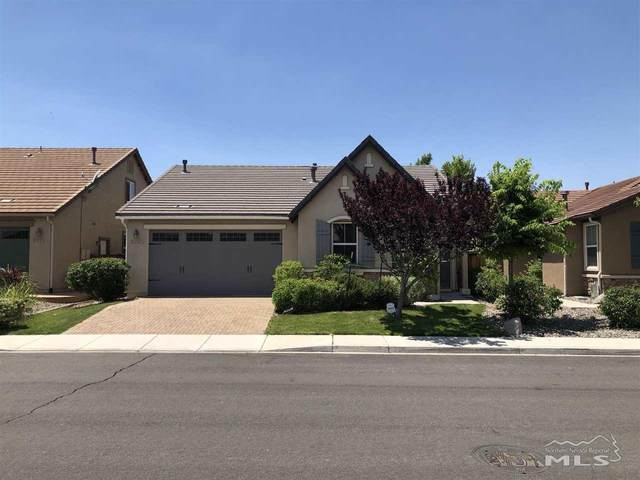 9265 Lost Valley, Reno, NV 89521 (MLS #210008786) :: The Mike Wood Team